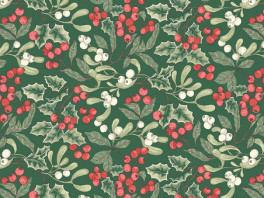Christmas Berry - Groen/Rood