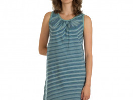 Stripes - Slub Blue/Mint
