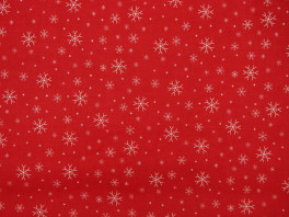 Jingle Snowflake - Red