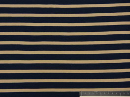Stripes - Marine - Bamboo