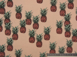 Pineapples - Roze