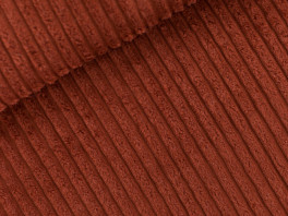 Corduroy - Wide Ribe - Sable Brown
