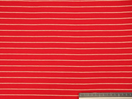 Stripes - Rood