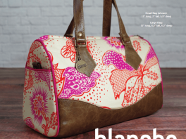 Handtas: Blanche Barrel Bag