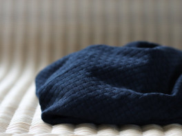 Wicker Knit - Caviar