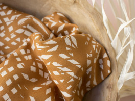 Viscose Shade - Ochre